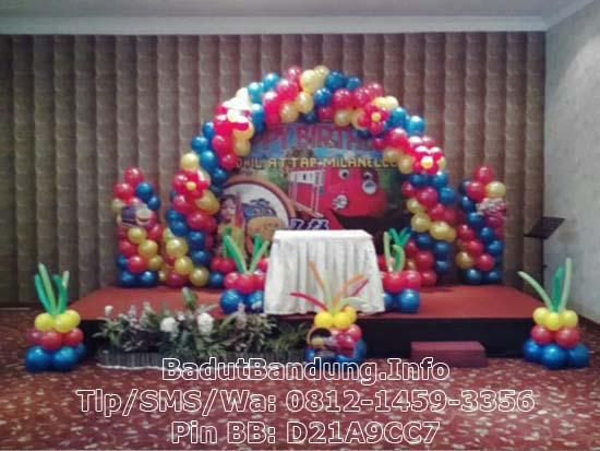 Dekorasi Panggung Balon